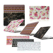 "Laptop Rubberized PC Hard Case Keyboard Cover For Macbook Air/ Pro 11""13""15""inch"