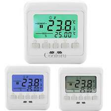 1PCS LCD Display Thermostat UnderFloor Heating Temperature Controller CO99