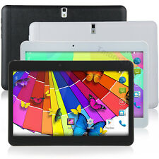 """10.1"""" Smart Tablet PC Android 4.4 8G Dual Core Dual SIM card phone phablet Cam"""