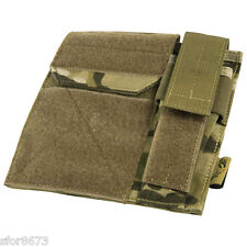 MOLLE Large admin panel / pouch for SORD, PLATATAC, FLYYE & other chest rigs
