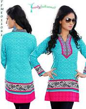 Awesome Trendy Vibrant Kurti Top ! Get compliments! Limited Quantity! Must see!