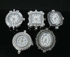 Wholesale Lots Mixed Quartz Watches Faces 29x24mm-33x26mm Findings