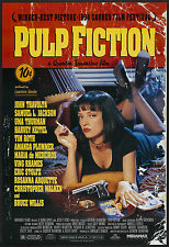 Pulp Fiction Movie Poster with Very High Quality,  A0-A1-A2-A3-A4