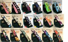 "Key Fob/Chain Fabric Wristlet Craft Vera Bradley 1.25"" x10""Handmade High Quality"