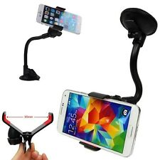 Car Mount Holder Bracket Rotate Stand for iPhone iPod Samsung GPS Mp3 PDA PSP