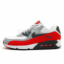 Nike Air Max 90 Essential [537384-039] NSW Running Grey/Red