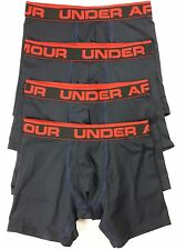"***SUPER SAVER LOT***4 Under Armour 6"" boxerjock boxer briefs S M L XL underwear"