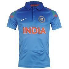 Nike India Cricket Team Official ODI Uniform Indian Jersey Shirt Top Size S-XL