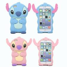 New 3D Cute Cartoon Soft Silicone Rubber Skin Case Cover for iPhone 6 Plus 5.5""