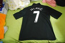 99% NEW Everton Away Jersey 7# Jelavic rare