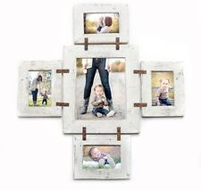 NEW RUSTIC FARMHOUSE RECLAIMED BARNWOOD PICTURE FRAME 8X10 4X6 5X7 COLLAGE DECOR