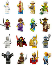 Lego Minifigures series 13 New 71008-choose your figures  Hot Dog Guy Fencer UK