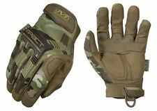 MECHANIX M-PACT MULTICAM MTP GLOVES  / CAMOUFLAGE MILITARY, HUNTING, TACTICAL