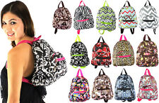 Backpack Mini Travel Bag School Small Shopping Rucksack Womens Girls Book Bag