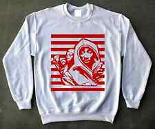 2Pac Tupac Shakur Juice Crewneck 4 Air Jordans Fire Red 3 4 5s Cherry Red 11 13s