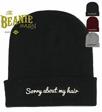 Sorry about my hair beanie Alfie Deyes the best quality on ebay guaranteed