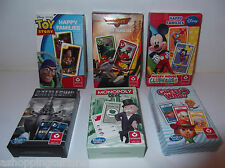 CARD GAMES PAIRS PLANES NERF HAPPY FAMILIES DONKEY TRUMPS GUESS WHO BATTLESHIPS
