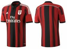 AC Milan home football shirt jersey 2014/2015 S,M,L,XL new with tags
