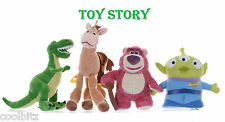 "Disney Toy story 3 Characters 8"" Soft Plush Toy - Posh Paws"