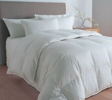 White Goose Down Alternative Double Fill Bedroom Comforter ALL SEASONS & SIZES