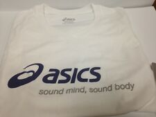 Asics Womens Tech Shirts 100% polyester,breathable,performance short sleeve