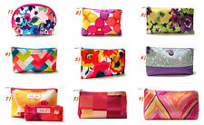 Clinique 2015 Spring Floral Cosmetic Makeup Bags & Sets, Multi-Color