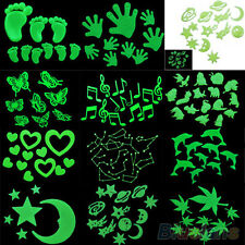 Lifelike Home Decal Glow In The Dark Corridor Ceiling Wall Fluorescent Stickers