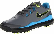 NIKE TW'14 MENS GOLF SHOES 599416-002 ~ MEDIUM WIDTH SHOES NEW