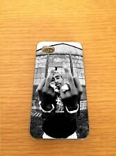 Tupac Phone Hard Case Cover - Fits Iphone 4,4s,5,5s,5c,6,6+ 2pac Swearing