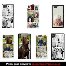 Personalised Phone Case Cover for Sony Xperia Z Z1 Z2 Z3 & Compact