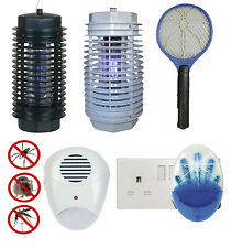 ELECTRONIC UV FLYING INSECT KILLER ELECTRIC PLUG IN ULTRASONIC MOSQUITO KILLER