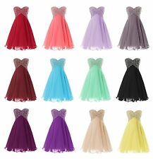 New Short prom dresses Cocktail Homecoming Dresses Evening Party wedding Dresses