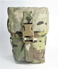 ELITE OPS MEDIUM GENERAL UTILITY POUCH MULTICAM MOLLE POUCH COYOTE CORDURA