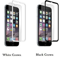 "BodyGuardz Premium Tempered Glass Screen Protector w/ ""The Crown"" iPhone 6+ Plus"