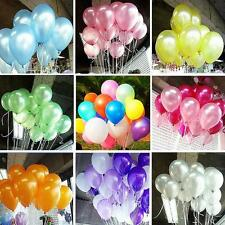 High Quality Nice Round Pearl Latex Balloons Birthday Wedding Party Decor