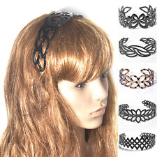 fashion party gift women lady hair accessory head alice band hairwear plastic