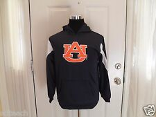 New w/Tags Embroidered Youth (All Sizes) Auburn Tigers Blue Hooded Sweatshirt