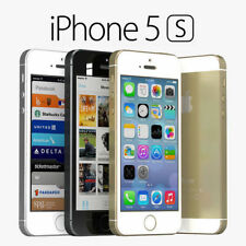 Apple iPhone 5S ATT GSM AT&T Lock 16 / 32 / 64GB ALL COLORS