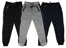Stylish Boys' Casual Slim Fit Skinny Sports Jogger Sweat Pants Trousers Slacks