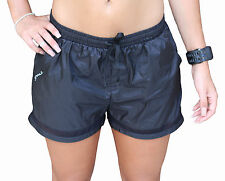 SOME LUXE Mesh ladies sports shorts womens fitness gym workout training pants
