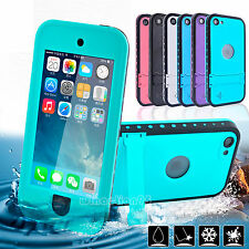 Waterproof Shockproof Dirt Snow proof Case Cover For Apple iPod Touch 5 5th Gen