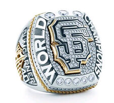 Solid 2014 San Francisco Giants World Series Championship Ring 9-13Size Pre-Sell