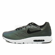 Nike Air Max 1 Ultra Moire QS [777428-200] NSW Running Iridescent Pack Pewter