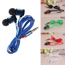 Stereo 3.5mm In Ear Headphone Earphone Headset Earbud for iPhone Samsung PC Lius