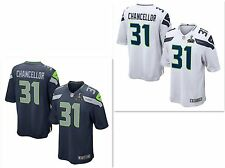 NEW Super Bowl XLIX Bound Game #31Kam Chancellor Jersey Nike Seattle Seahawks