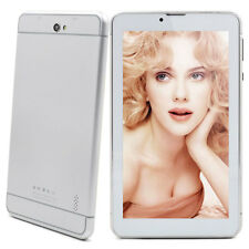 "7"" Google Android 4.2 Tablet PC GSM Phablet Dual Core Cam SIM Bluetooth GPS FR2"