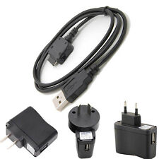 USB Wall Battery Charger power adapter data CABLE for HP iPAQh3850/h3870 _bx