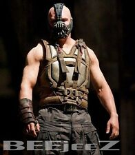 BANE - THE DARK KNIGHT RISES BATMAN SYNTHETIC LEATHER VEST JACKET