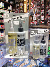 Bob Smith Industries FINISH-CURE 20 MINUTE EPOXY (BSI209 / BSI210)