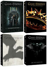 GAME OF THRONES  Complete Seasons 1-4 NEW DVD 1 2 3 4